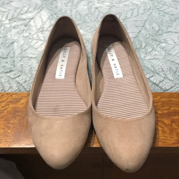 38c792977ef9 Kelly & Katie Shoes | Kelly Kate Pirassa Ballet Flat | Poshmark